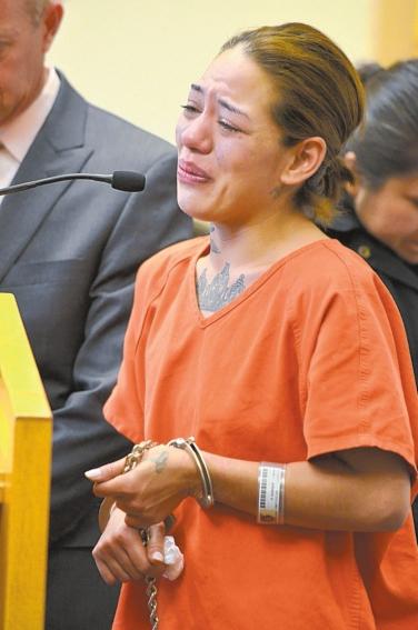 Miranda Pacheco sentencing